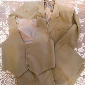 Other - 3 piece boys suit size 12